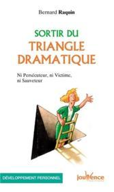 Sortir du triangle dramatique - Couverture - Format classique