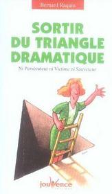 Sortir du triangle dramatique - Intérieur - Format classique