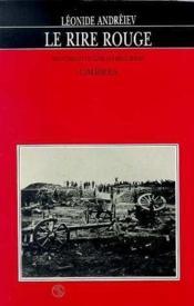 Le Rire Rouge - Couverture - Format classique