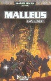 Malleus - Intérieur - Format classique