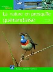 La nature en presqu'île guérandaise - Couverture - Format classique