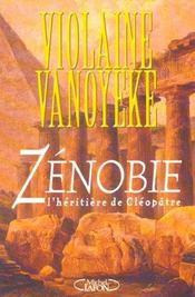 Zenobie ; l'heritiere de cleopatre - Intérieur - Format classique