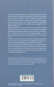 Le Bal Des Gueules Noires - 4ème de couverture - Format classique