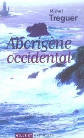 Aborigene Occidental - Intérieur - Format classique