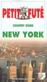 New York 2000, Le Petit Fute - Intérieur - Format classique