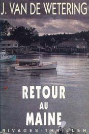 Retour au Maine - Couverture - Format classique