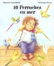 10 perruches en mer - Intérieur - Format classique