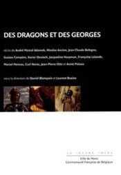 Des dragons et des georges - Couverture - Format classique