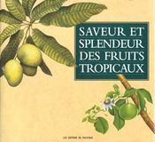 Saveur Et Splendeur Des Fruits Tropicaux - Intérieur - Format classique