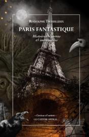 Paris fantastique - Couverture - Format classique