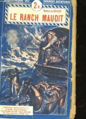 Le Ranch Maudit - Couverture - Format classique