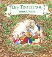 Les Trottinou ; Musiciens - Intérieur - Format classique