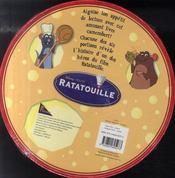 Ratatouille ; six aventures - 4ème de couverture - Format classique