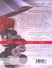 Tao - 4ème de couverture - Format classique
