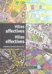 Villes affectives, villes effectives - Intérieur - Format classique