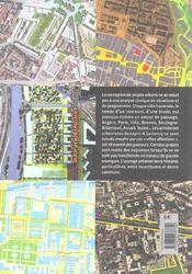Villes affectives, villes effectives - 4ème de couverture - Format classique