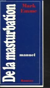De la masturbation - Couverture - Format classique