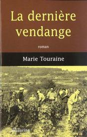La Derniere Vendange - Intérieur - Format classique