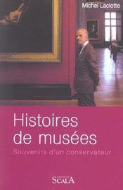 Histoires de musées - Intérieur - Format classique
