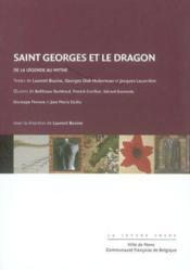 Saint Georges et le dragon - Couverture - Format classique