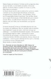 Un Besoin Absolu - 4ème de couverture - Format classique