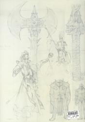 War hammer ; mark of chaos ; concept art - 4ème de couverture - Format classique