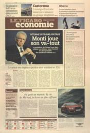Figaro Economie (Le) N°21039 du 23/03/2012 - Couverture - Format classique