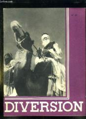 Diversion N° 29. Sahara. - Couverture - Format classique