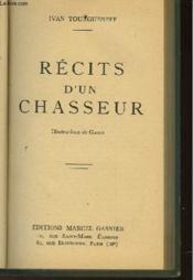 Recits D'Un Chasseur - Couverture - Format classique