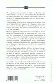 Defricheur Du Ciel - 4ème de couverture - Format classique