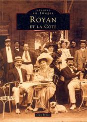 Royan et la côte - Couverture - Format classique