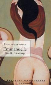 Emmanuelle t.2 ; l'antivierge - Couverture - Format classique