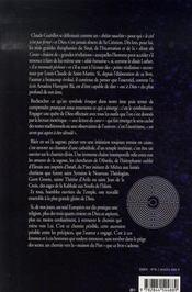 De La Porte Basse A La Porte Etroite - 4ème de couverture - Format classique