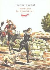 Haro Sur La Bouchere ! - Couverture - Format classique