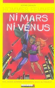 Hommes/Femmes - Ni Mars Ni Venus - Intérieur - Format classique