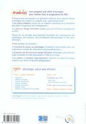 Infectiologie Sida Et Soins Infirmiers 2eme Edition - 4ème de couverture - Format classique