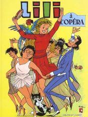 Lili t.5 ; Lili à l'opéra - Intérieur - Format classique
