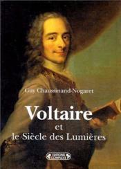 Voltaire et le siècle des Lumières - Couverture - Format classique