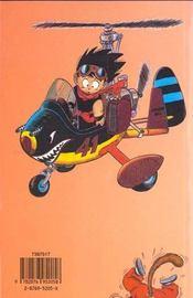Dragon Ball T.1 ; Sangoku - 4ème de couverture - Format classique