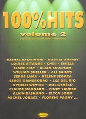 100% Hits, Volume 2 - Intérieur - Format classique