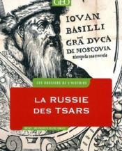 Russie Des Tsars - Couverture - Format classique