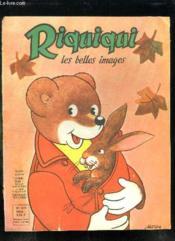 Riquiqui Les Belles Images N° 213. Octobre 1964. - Couverture - Format classique