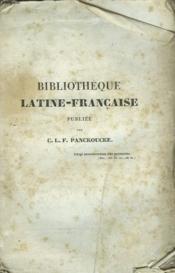Oeuvres. Traduite Par C.L.F. Panckoucke. Annales. Tome Troisieme. - Couverture - Format classique