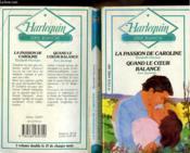 La Passion de Caroline - Couverture - Format classique