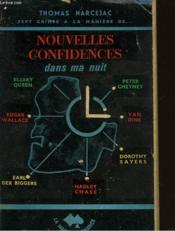 Nouvelles Confidences Dans Ma Nuit - Couverture - Format classique