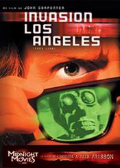 Invasion Los Angeles - Couverture - Format classique