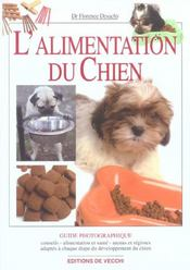 Alimentation Du Chien Guide Photo - Intérieur - Format classique