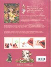 Peindre le monde des fées à l'aquarelle - 4ème de couverture - Format classique