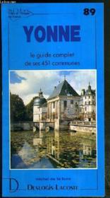 Yonne - Couverture - Format classique