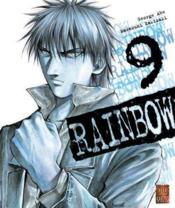 Rainbow T.9 - Couverture - Format classique